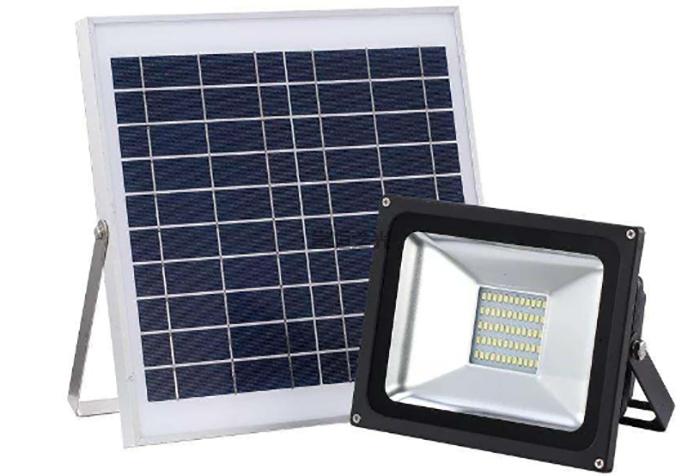 太陽能投光燈3