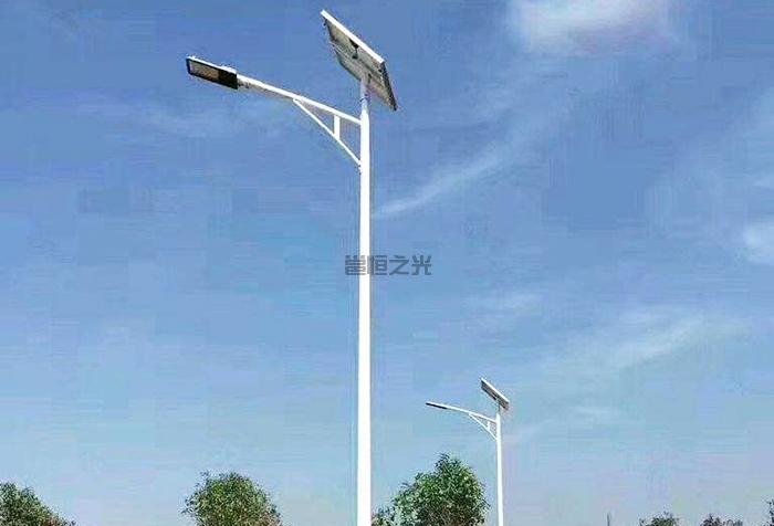3-12米太陽能燈桿2