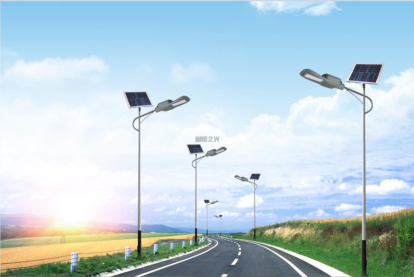 太陽能--鯤鵬燈